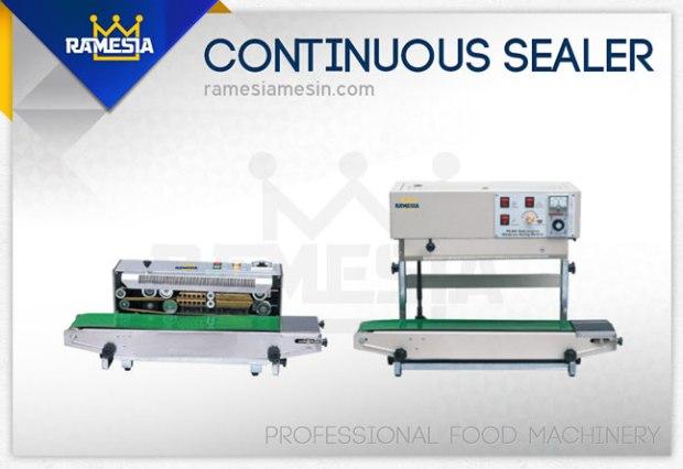 Continuous Sealer