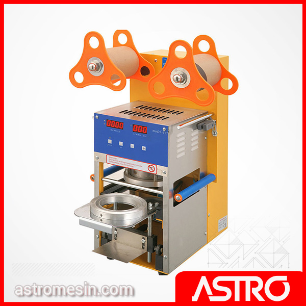 Cup Sealer Full Automatic CS-ZF07SS