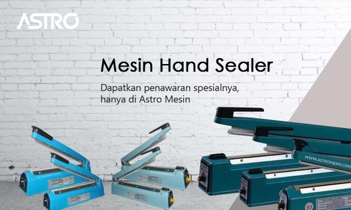 Mesin Hand Sealer